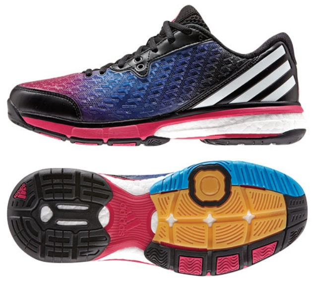 Adidas Volley Boost   Shoe Weight