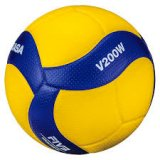 Mikasa V200W Official FIVB Olympic Indoor Game Ball