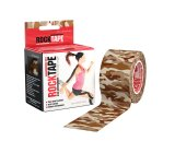 Rock Tape 5cm x 5m (Multiple Colours/Patterns)